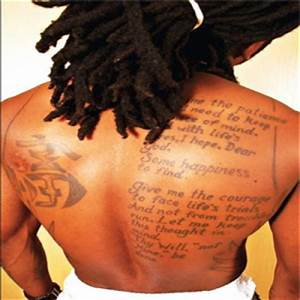 Lil Wayne Tattoo – Designs, Meanings, Face/Body Tattoos ...