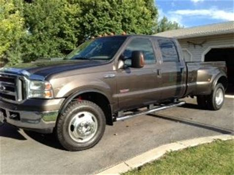 how cars run 2005 ford f250 electronic throttle control find used 2005 ford f350 lariat powerstroke turbo 6 0 diesel dually crew cab 4 door 4x4 in logan