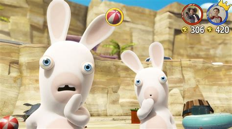 rabbids invasion  interactive tv show xbox  buy   mighty ape nz
