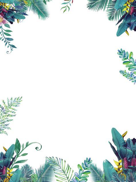 frame jungle jungleframe tropicalframe tropical tropic