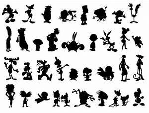 Frederator Studios Blogs Channel Frederator Blog Cartoon Silhouettes