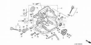 Honda Gc160 Parts List And Diagram