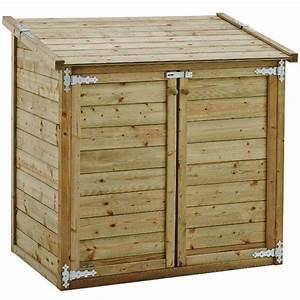 Coffre De Jardin En Bois : coffre jardin en bois maison design ~ Teatrodelosmanantiales.com Idées de Décoration