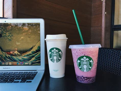 starbucks launches reusable cups  hot  cold drinks