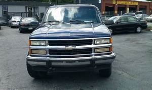Find Used 1994 94 Chevrolet K1500 Suburban 1500 4x4 4wd Tow Blue Truck Chevy Yukon In Atlanta