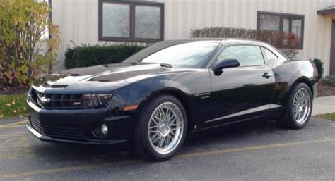 2010 Chevrolet Camaro Ss Ls9 By Lingenfelter Review
