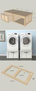 Waschmaschine Und Trockner Stapeln : die besten 25 waschmaschine und trockner ideen auf pinterest waschk che aufr umen frontlader ~ Markanthonyermac.com Haus und Dekorationen