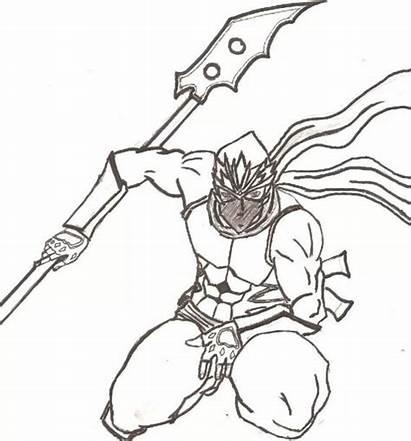 Gambar Mobile Legends Mewarnai Coloring Ryu Hayabusa
