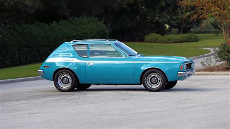 1972 AMC Gremlin X muscle classic wallpaper | 4096x2304 ...