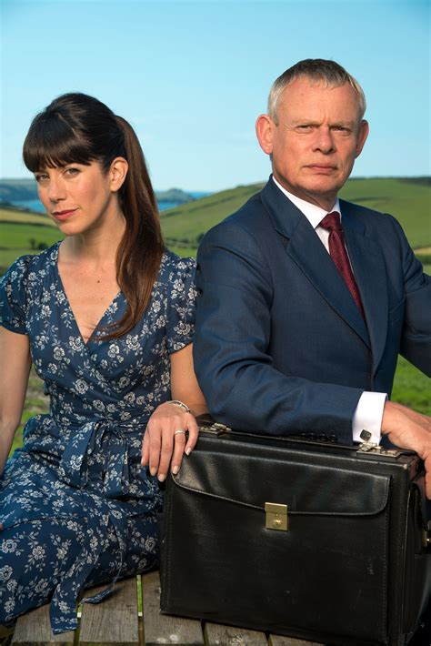 Doc Martin cast ITV | Who's who? Guest stars, characters and actor bios. ITV, PBS in ...