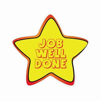 Job Done Clipart Well Cliparts Clip Stars