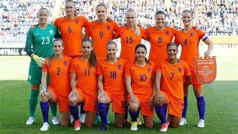 Vind de beste nederland voetbal odds ek 2021. Europees Kampioenschap voetbal voor vrouwen in Nederland