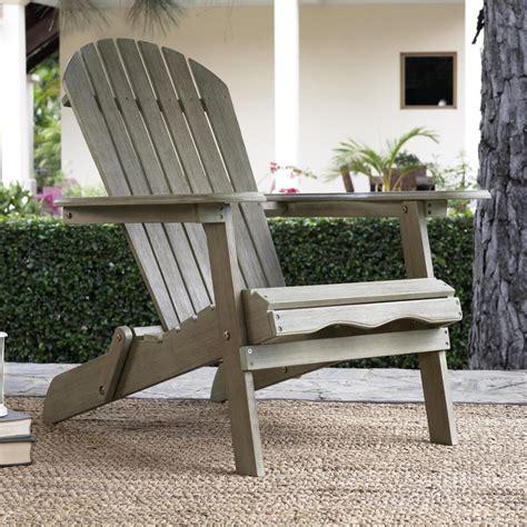 Cape Cod Foldable Adirondack Chair Ebay