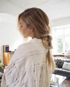 Tresse Facile à Faire Soi Même : 1001 tutos et id es de coiffure facile faire soi m me ~ Melissatoandfro.com Idées de Décoration