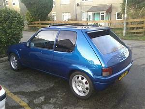 1988 Peugeot 205 Xs 1 4 Turbo  Modified And Msd Turbo Converted