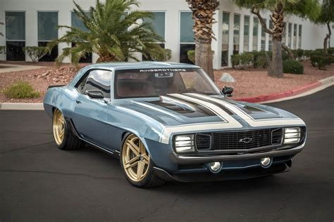 Ring Brothers Cars by Another 1969 Camaro Stunner From The Ringbrothers
