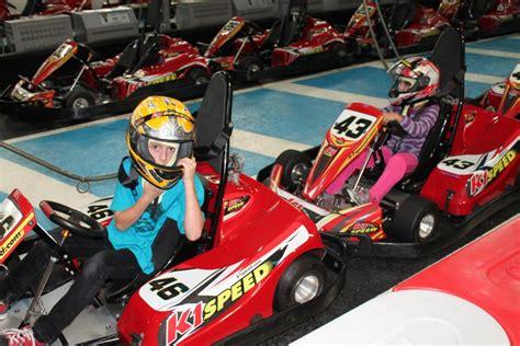 Indoor Go Karts For Kids In Los Angeles