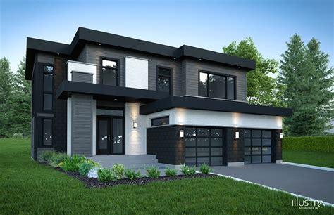Plan Maison Moderne 3 Chambres by Plan Maison 3 Chambres 3d 28 Images Plan De Maison