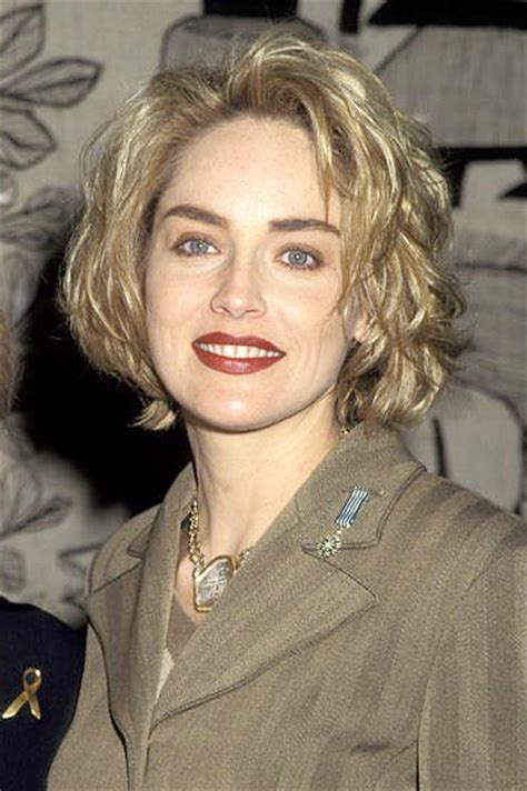 Evolution: Sharon Stone   beauty and health