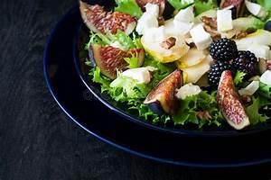 Salat Mit Ziegenkäse Und Honig : salat mit birnen kopfsalat feigen waln ssen ziegenk se ~ Lizthompson.info Haus und Dekorationen