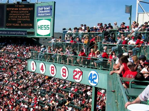 Budweiser Roof Deck Fenway Menu by Budweiser Right Field Roof Deck Tickets Right Field Roof