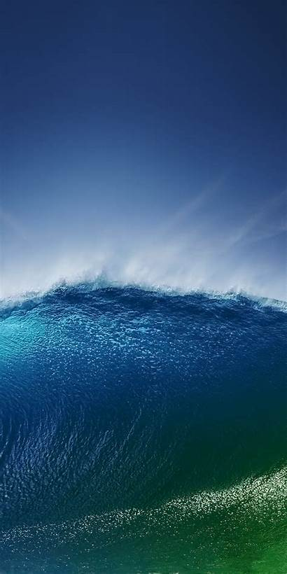 Lenovo Wallpapers S5 Phone Pc Screen Wave
