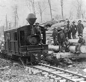 Pennsylvania Logging Railroads