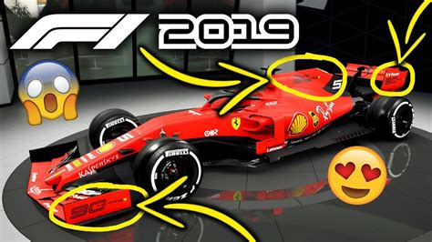 Huge F1 2019 Game Update Patch Coming! Full Details!