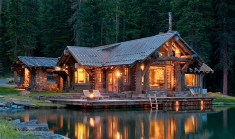le chalet dans la foret headwaters c big sky montana one360 eu