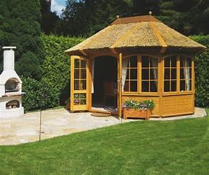 Gartenpavillon Holz Geschlossen : gartenlaube grilllaube und pavillon aus holz geschlossen sunrise 10eck 2 kaufen ~ Whattoseeinmadrid.com Haus und Dekorationen