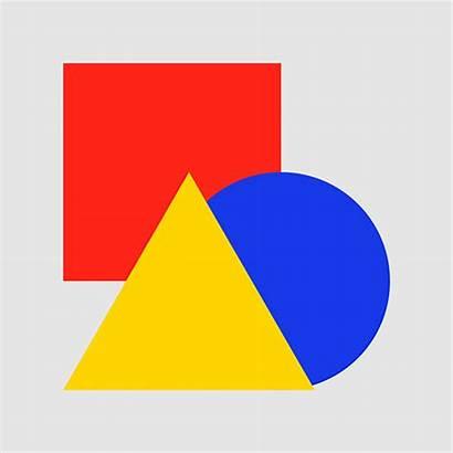 Bauhaus Essential Motion Gifs Animation Hush Geometry