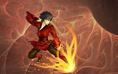 Airbender Avatar Last Zuko Wallpapers Backgrounds Anime