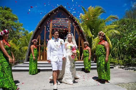 Bora Bora Photographer Stephan Debelle Weddings