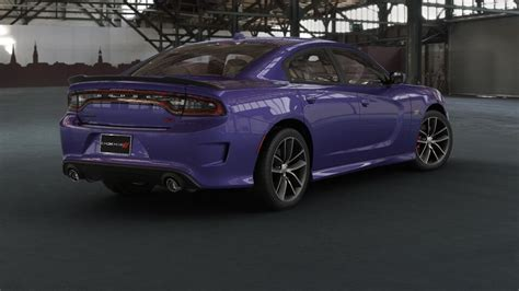 A Look at the 2016 Dodge Charger R/T Scat Pack