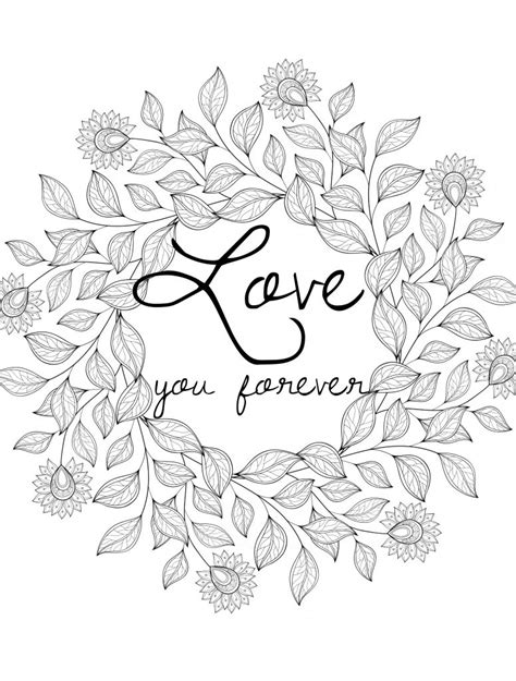 valentines day coloring pages  adults  coloring pages  kids