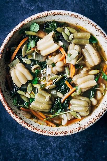 Vegan Soup Easy Kale Recipes Recipe Healthy