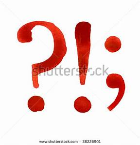 Red Comma Clipart - Clipart Suggest