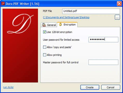 Writer Free by Doro Pdf Writer
