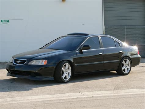 2000 Acura Tl Horsepower by 2000 Acura Tl Ii Pictures Information And Specs Auto