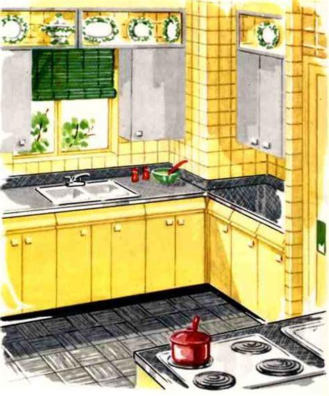 retro kitchen paint colors    early  geneva