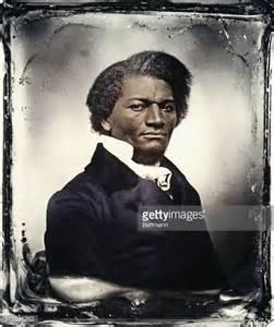 American Abolitionist Frederick Douglass