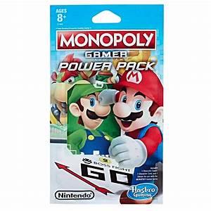 Monopoly Gamer Hasbro Annonce Un Monopoly Dition Super