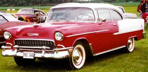 1955 210  Jack Schmitt Chevrolet Wood River Blog