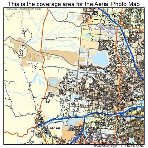 arvada co 80002 aerial photography map of arvada co colorado