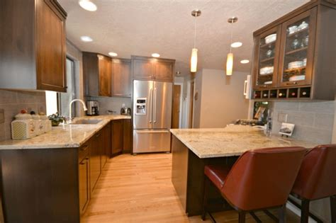 small kitchen with cabinets riva ridge kitchen remodel traditional kitchen boise 8104