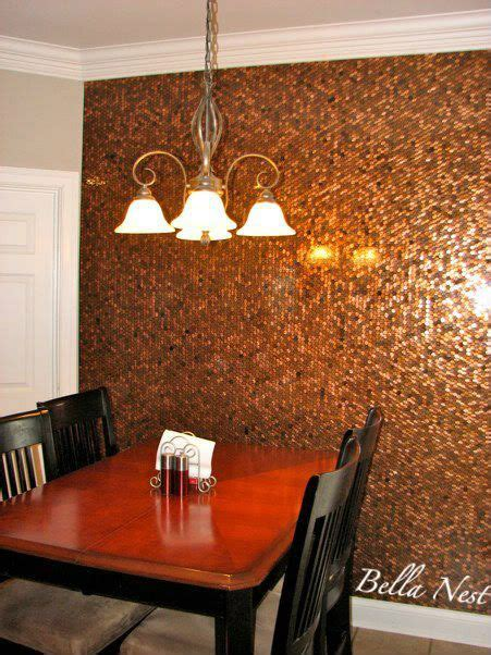 penny projects penny wall decor home decor