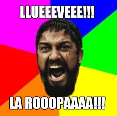 La Meme - meme creator llueeeveee la rooopaaaa meme generator at memecreator org
