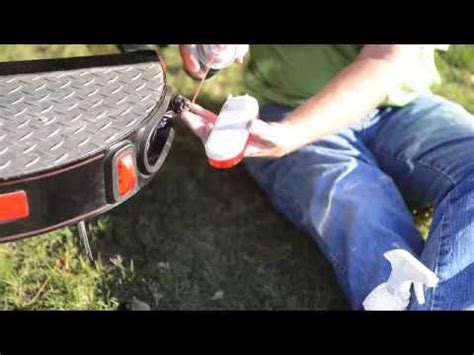 Replacing Boat Trailer Tail Lights by Optronics International Replacing Sealed Tail Lights