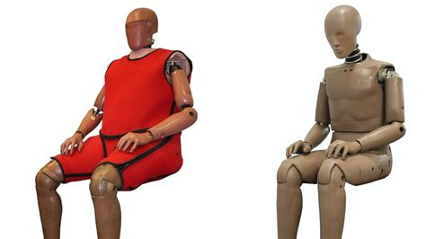Realistic Crash Test Dummies To Be Manufactured In America