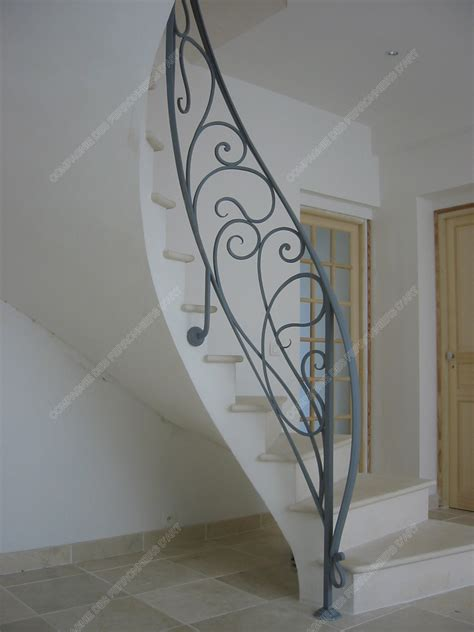 res d escalier en fer forg 233 style nouveau mod 232 le